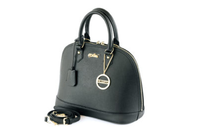 Black handbag from the Olivia collection