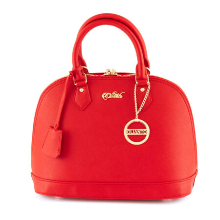 Flame Scarlet Red handbag