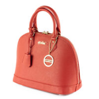 Flame Scarlet handbag from the Olivia collection