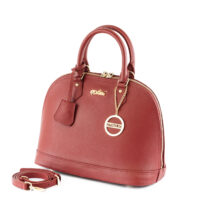 Wine handbag from the Olivia collection
